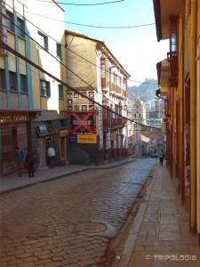 Hotel Sagarnaga i naša ulica, centar grada je uvijek nizbrdo