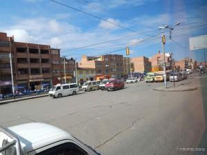 Ulice El Alta