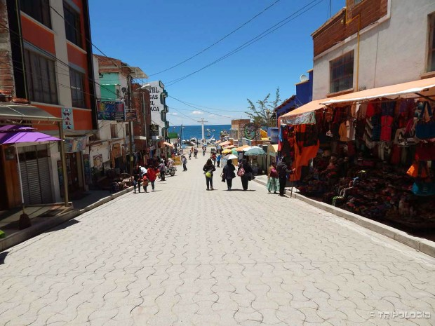 Glavna ulica Copacabane