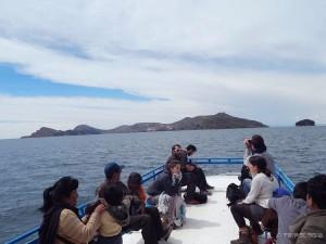 Prilazimo otoku Isle de Sol