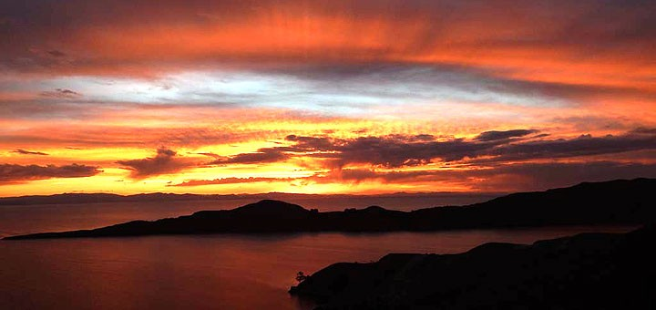 Isla del Sol - nezaboravni zalazak sunca na 4.000 metara nadmorske visine