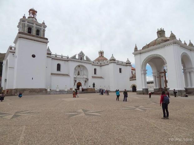 Najljepša građevina u Copacabani i jedna od najstarijih crkvi u Boliviji - Basilica of Our Lady of Copacabana