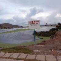 Na obali jezera Titicaca