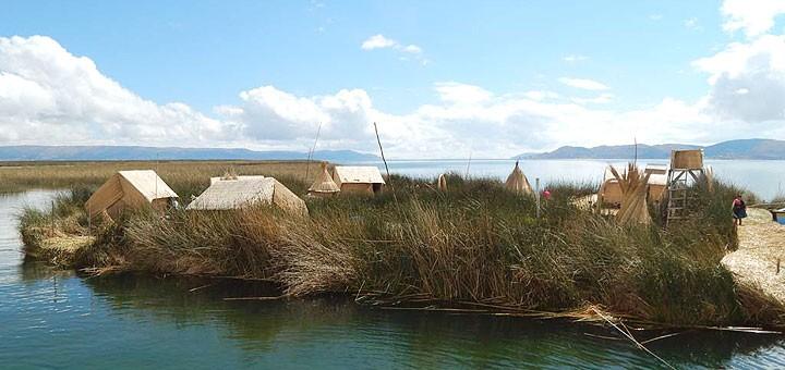 Plutajući otoci Uros - nevjerovatni svjedok ljudske potrage za sigurnošću