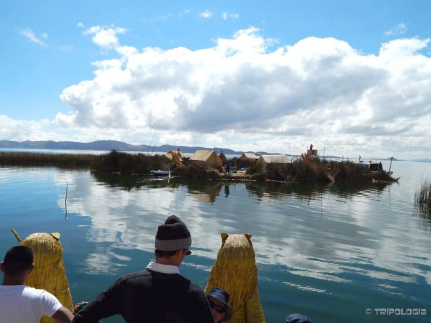 U plovidbi oko otoka Uros