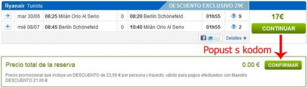 Milano (Bergamo) >> Berlin >> Milano (Bergamo)