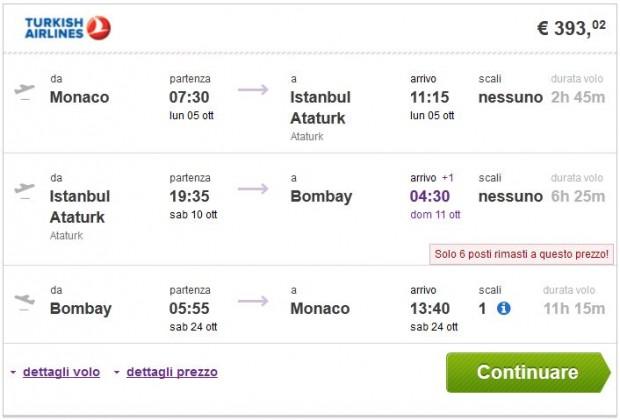 Minhen >> Istanbul >> Mumbai >> Minhen