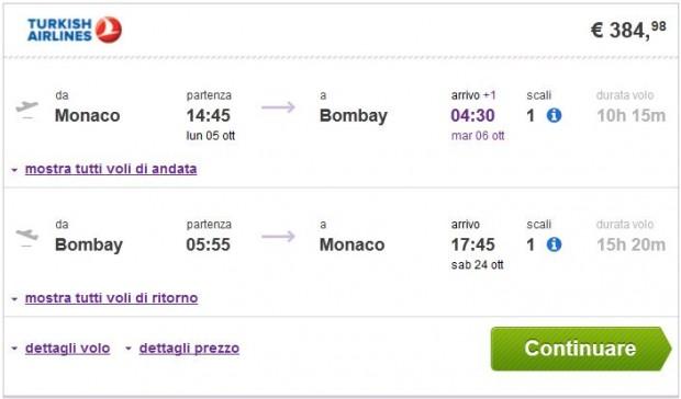 Minhen >> Mumbai >> Minhen