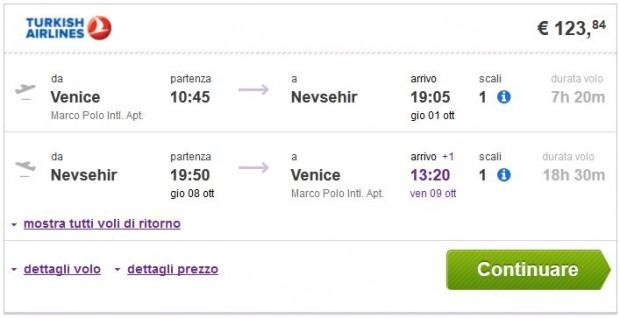 Venecija >> Nevsehir >> Venecija