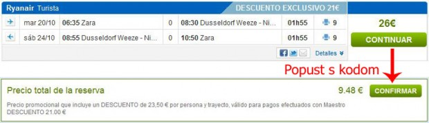 Zadar >> Dusseldorf >> Zadar