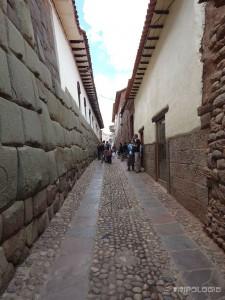 Savršene zidine Inka - ulica Hatunrumiyoc
