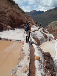 Šetnja po soli