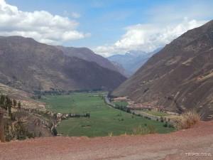 Dolina rijeke Urubambe poznata i kao Sveta Dolina