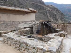 Fontana iz vremena Inka - Fuentes de agua