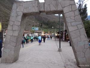 Ollantaytambo - željeznička stanica, polazak za Machu Picchu