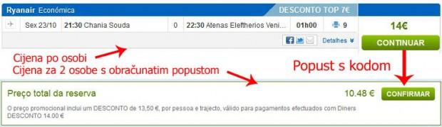 Chania >> Atena, na rumbo.pt stranicama