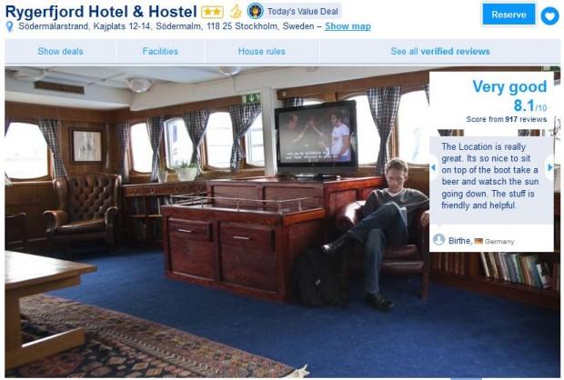 Stockholm hotel 2