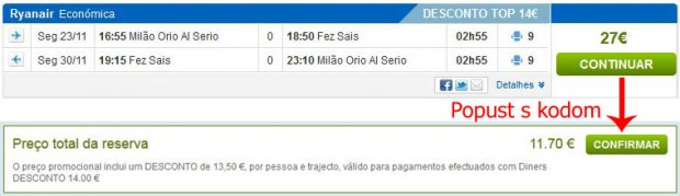 Milano (Bergamo) >> Fez >> Milano (Bergamo)