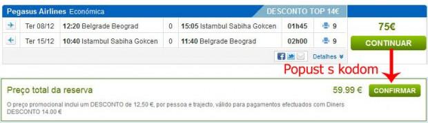 Beograd >> Istanbul >> Beograd