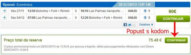 Bolonja >> Gran Canaria >> Bolonja
