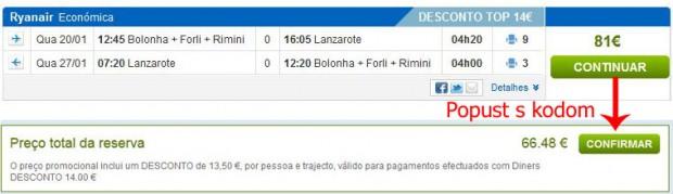 Bolonja >> Lanzarote >> Bolonja