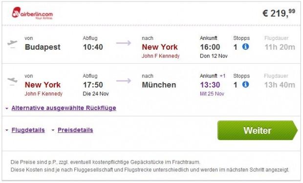 Budimpešta >> New York >> Minhen