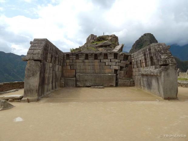 Glavni hram, vjeruje se da nije nikada bio završen do kraja