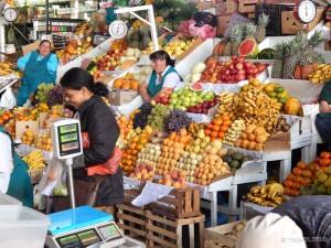 Šarene boje San Pedro marketa