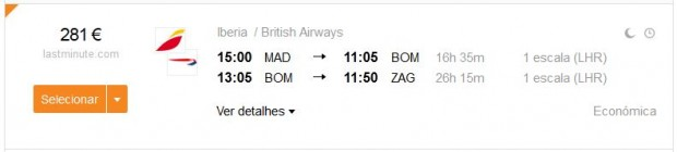 Madrid >> Mumbai >> Zagreb