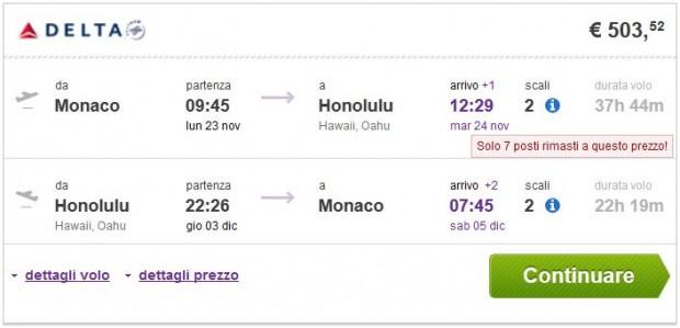 Minhen >> Honolulu >> Minhen