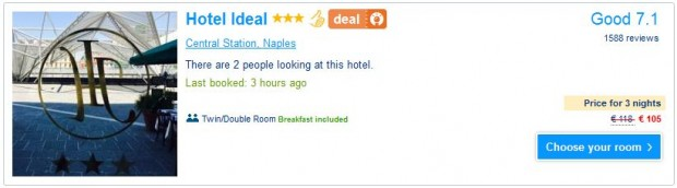 Napoli hotel 2