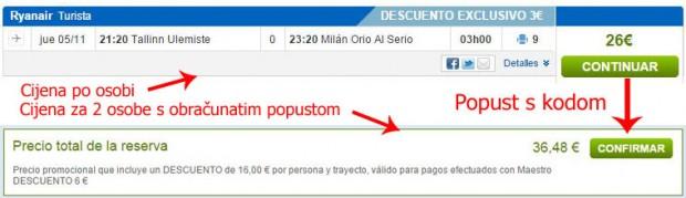 Talin >> Milano (Bergamo)