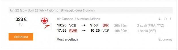 Venecija >> New York >> Venecija