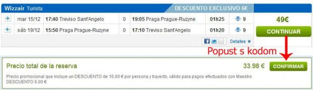 Venecija (Treviso) >> Prag >> Venecija (Treviso), na rumbo.es stranicama