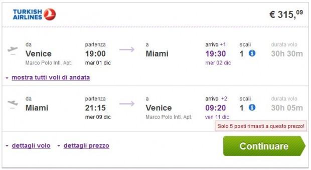 Venecija >> Miami >> Venecija