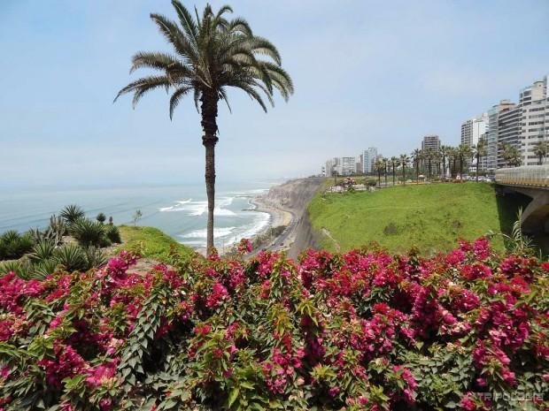 Parkovi, ocean, litice, vjetar...sve je to Miraflores
