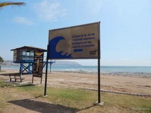 Upozorenja za cunami