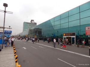 Adios America - Jorge Chávez International aerodrom