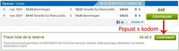 Minhen (Memmingen) >> Tenerife >> Minhen (Memmingen), na rumbo.es stranicama