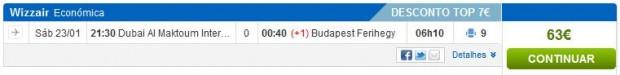 Dubai >> Budimpešta