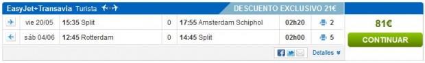 Split >> Amsterdam >> Split
