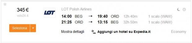 Beograd >> Chicago >> Beograd