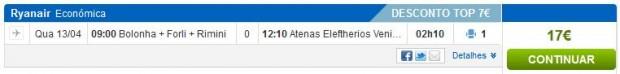 Bolonja >> Atena