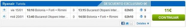 Bolonja >> Bukurešt >> Bolonja