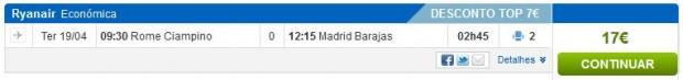 Rim >> Madrid