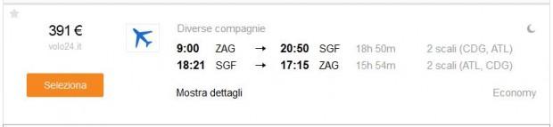 Zagreb >> Springfield >> Zagreb