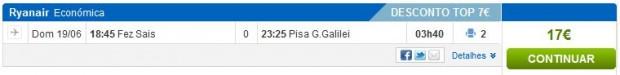 Fez >> Pisa