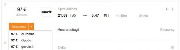 Los Angeles >> Fort Lauderdale