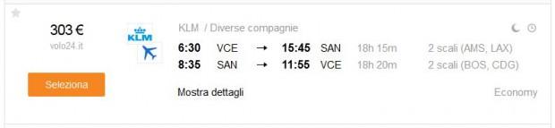 Venecija >> San Diego >> Venecija