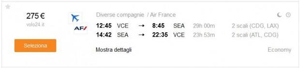 Venecija >> Seattle >> Venecija